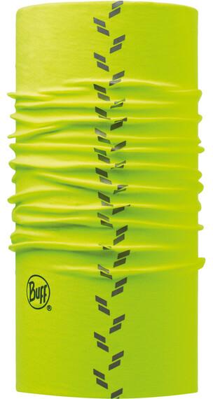 Buff Reflective Scarf R-yellow fluor